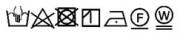 【Lualla (リュアラ)】×@_azusaloha_ コラボ タックブラウス [シャツ・フレンチスリーブ]洗濯表示